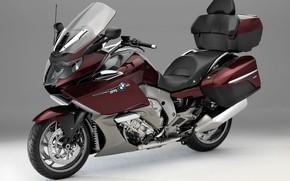 Picture BMW, bike, tourism, K 1600 GTL