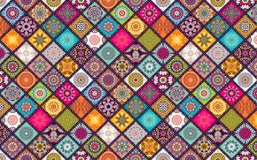 Picture design, pattern, ornament, floral, design by visnezh