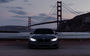 Wallpaper F83, Nardo Grey, BMW