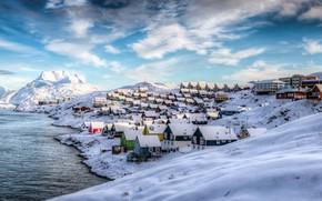 Picture Greenland, Nuuk, Vestgronland