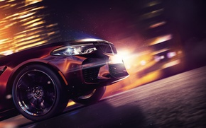 Picture Need for Speed, Electronic Arts, BMW M5, Ghost Games, EA, Need for Speed: Payback