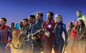 Picture art, vision, captain america, thor, hulk, iron man, Marvel Comics, daredevil, avengers, Spider-Man, black widow, …