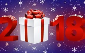 Picture Dane, prezent, New year