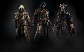 Picture Outcast, Assassin Creed, AC Rogue, Assassin's Creed. Rogue
