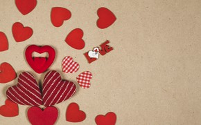 Picture background, Hearts, Holiday, Valentine's day