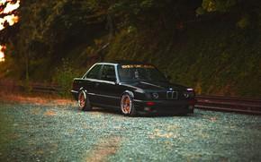 Picture Auto, Black, BMW, Machine, Car, E30, BMW M3, BMW E30, BMW E30 M3
