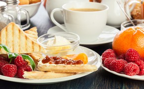 Picture coffee, Breakfast, eggs, coffee, sandwiches, sandwiches, Breakfast, cereal