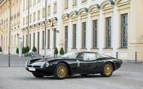 Picture auto, the building, Bizzarrini, Strada, Bertone, 5300