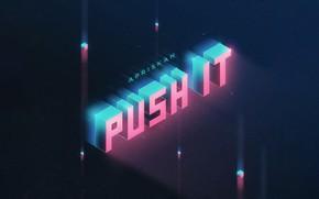 Picture Music, Cover, Monstercat, Apriskah, Push It