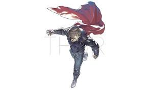 Picture Figure, Eyes, Hero, Cloak, Superhero, Hero, Art, Art, Marvel, Thor, Thor, Comics, Cape, Marvel, Comics, …