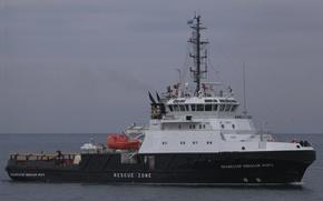 Picture ship, rescue, The black sea, auxiliary Fleet, Professor Nicholas Moore