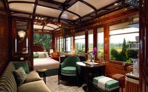 Wallpaper Suite, The Venice Simplon, Orient Express