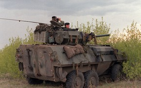 Picture weapon, tank, armored, military vehicle, armored vehicle, 061, armed forces, military power, war materiel