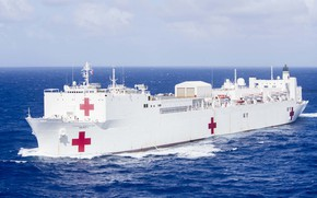 Picture ship, USNS Mercy, T-AH 19, hospital
