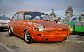Picture Fastback, VolksWagen, Hot Wheels Style