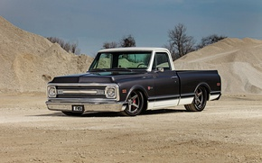 Picture wheels, chevrolet, truck, c10, concave, on, forgeline, cf3c