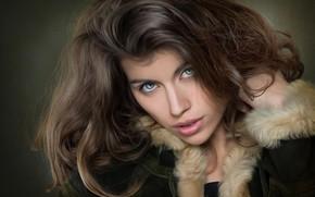 Picture look, girl, portrait, Joachim Bergauer