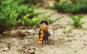 Picture fiction, movie, cartoon, owl, spring, Potter, Harry Potter, Hermione, Hermione Granger, skazaka, scarf striped, Voldemort