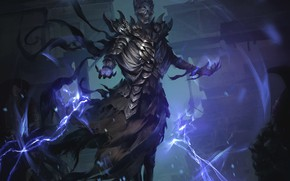 Picture the game, hands, art, mummy, The Elder Scrolls Legends