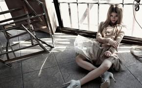 Picture look, pose, Chloe Grace Moretz