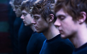 Picture Evan Peters, 2016, The Laterals, Evan Peters