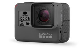 Picture black, hi-tech, GoPro, technology, GoPro Hero 6