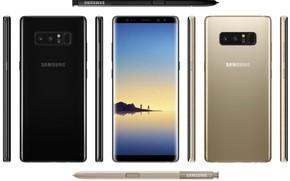 Picture hi-tech, Samsung, smartphone, technology, Samsung Galaxy Note 8