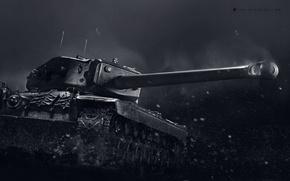 Wallpaper WoT, World of Tanks, T34, World Of Tanks, Wargaming Net, T34 Black Edition