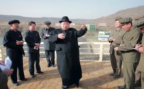 Picture North Korea, The DPRK, the dictator, Kim Jong-UN, Dictatorship, Totalitarianism, Juche