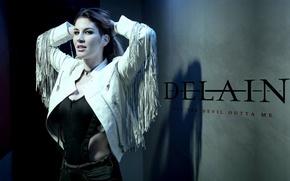 Picture Delain, Johanna Charlotte Wessels, symphonic metal