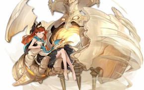 Picture fantasy, game, anime, asian, manga, asiatic, sugoi, Granblue Fantasy, japonese, 017