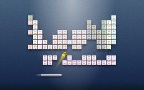 Picture The game, Background, Art, Radioactive, Table Of Chemical Elements, A radioactive element, Periodic Table, The …