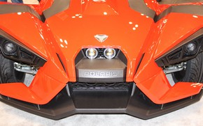 Picture beautiful, comfort, hi-tech, Polaris, Slingshot, technology, sporty, tricycle, 051