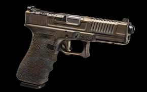 Wallpaper Austrian, Glock, self-loading, gun