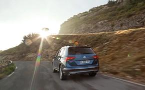 Picture Sunset, Volkswagen, Volkswagen, Tiguan, Tiguan, Allspace