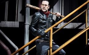 Picture Jeffrey Dean Morgan, The Walking Dead, Negan, Season 8