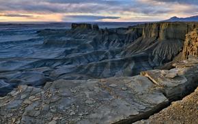 Picture mountains, United States, Utah, Wayne