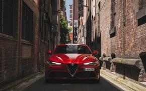 Picture Alfa Romeo, Alfa Romeo, Giulia, Julia