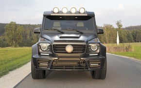 Picture Mercedes, Mercedes, Gaelic, Black Edition, G, G-class, Gronos