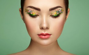 Picture Girl, Sasha, makeup, Oleg Gekman