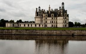 Picture France, France, Castle, Chateau de Chambord, Chambord Castle, Castle Chambord