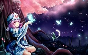 Picture girls, Touhou, Touhou, anime game