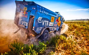 Wallpaper The sky, Sand, Nature, Grass, Dust, Sport, Speed, Stones, Truck, Race, Master, Dirt, Hills, Squirt, ...