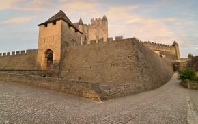 Picture castle, France, Beynac-et-Cazenac