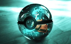 Picture ice, water, table, element, ice, water, pokemon, water, fins, ice, pokebol, pokeboll, Lapras, Lapras