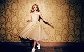 Picture dress, beauty, look, actress, snickers, Bortich, Alexandra Bortech