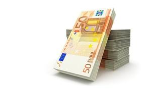 Picture money, a lot, bills, euro