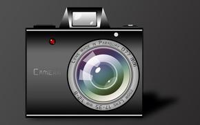 Picture figure, vector, camera, artist, cameras, picture, camera, saver, illustration, Camera, the camera, camcorder, art, Wallpaper …