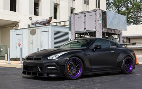Picture GTR, Nissan, Tuning, Bodykit
