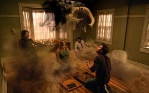 Picture ghost, supernatural, season one, witch, medium, season 1, psychic, tv series, mentalist, Midnight Texas
